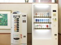 施設 自動販売機
