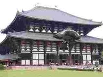 東大寺金堂(とうだいじこんどう)〔大仏殿〕