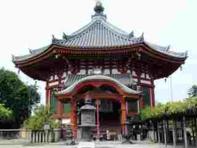 南円堂(なんえんどう)