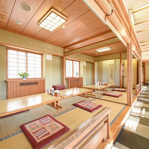 *「和食処よし田」/メニューは日本海の旬の食材や地元産の食材を使ったお料理。