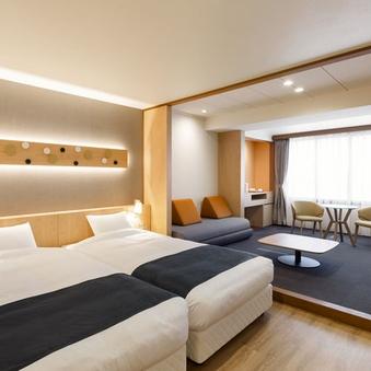 ■【スタンダード】和洋室または洋室(38平米)