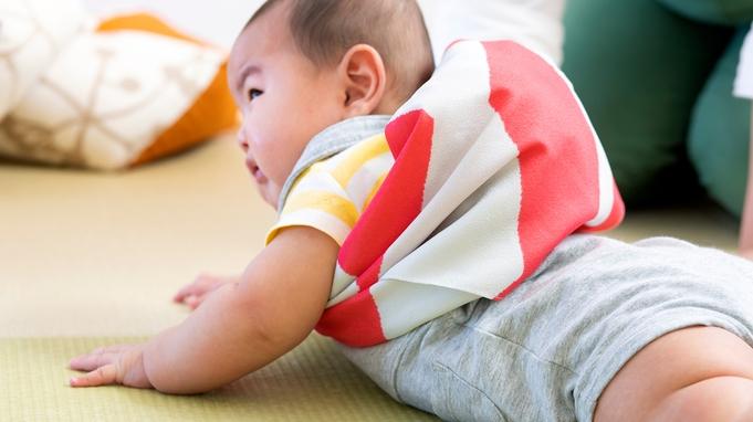 【お祝い】<Baby・誕生日1歳>一生餅を背負っちゃおう! (125)