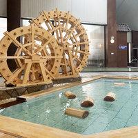 【平日&日帰り】屋外アドベンチャームササビ上級「ファンコース」温泉ビーチ&大浴場(812)