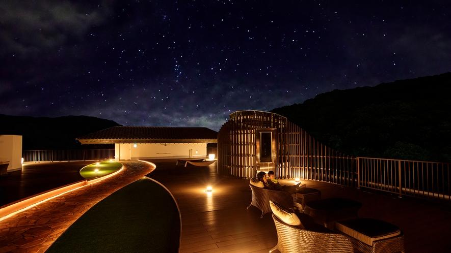 空中庭園「流星DOME」