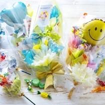 3歳~5歳のお誕生日はキャンディーブーケでお祝い