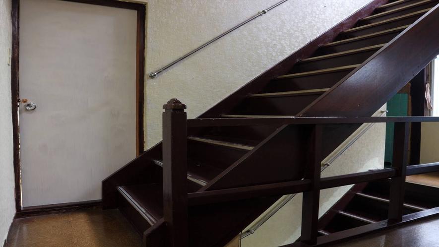 *[館内一例]客室は、3.4階にございますが、エレベーターはございません。予めご了承下さい。