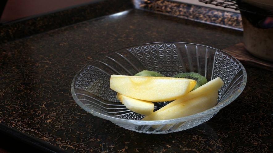*[夕食一例]フレッシュな果物をどうぞ!