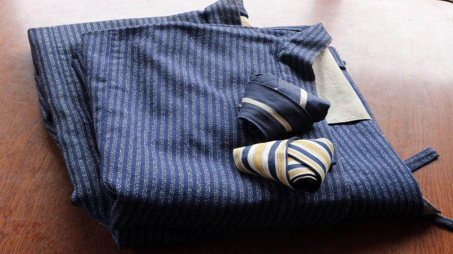 *[アメニティ一例]寒い冬には羽織をどうぞ!