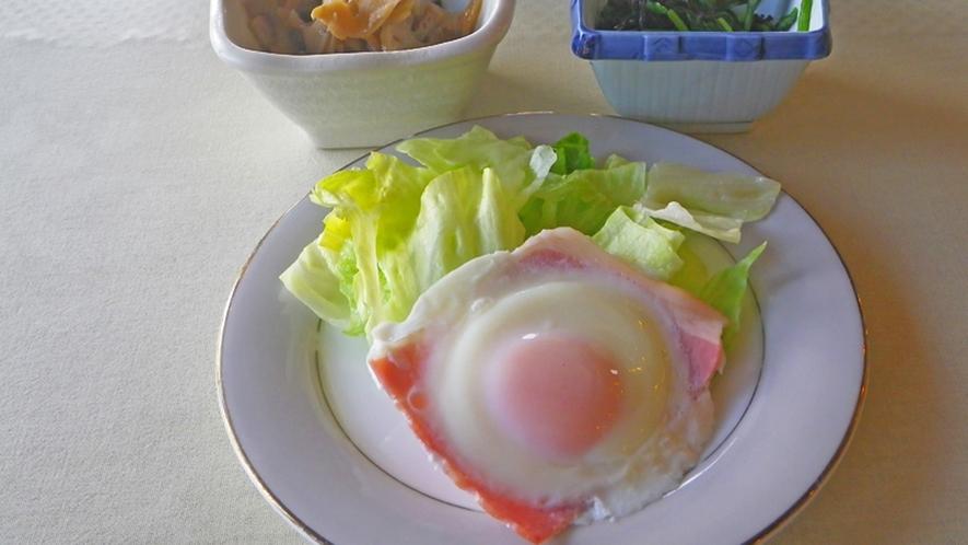 *【朝食一例】しっかり食べてレジャーやアクティビティにいってらっしゃい!