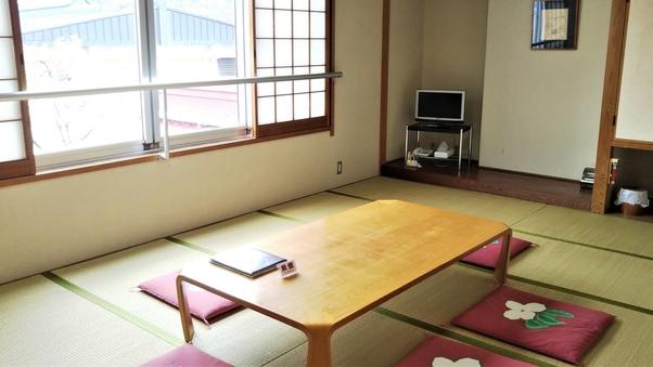 【新館】■1日2組限定■和室12畳【禁煙】