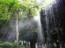 パワースポット岩井滝