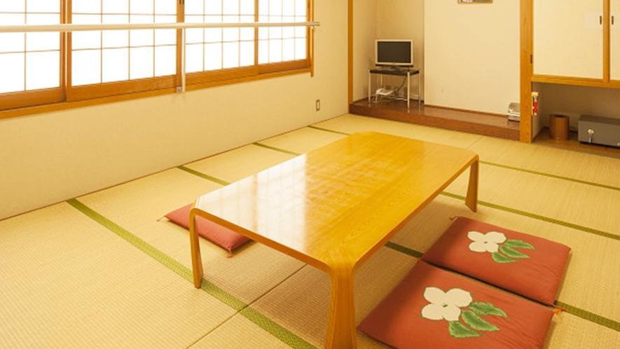 *【和室】畳が気持ち良い♪手足を伸ばしてお寛ぎ下さい