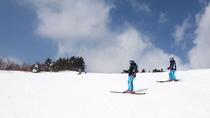 *恩原高原スキー場まで車で15分です