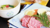 *【岩井会席】通常料理よりもワンランク上の料理が味わえるプランです(冬一例)