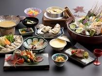 dining shioji お料理イメージ秋