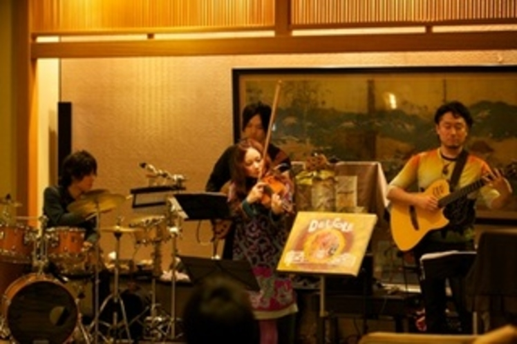 ロビーコンサート(集団)