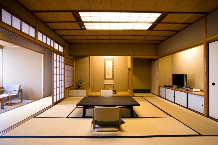 京の数奇屋師の手による、伝統的な日本文化の佇まい