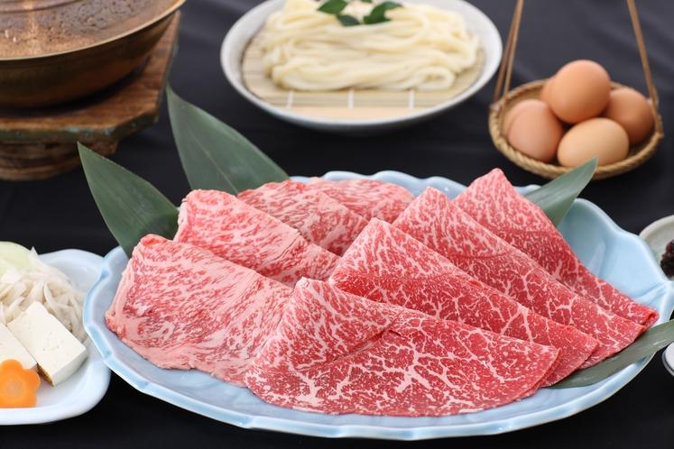 広島牛特選すき焼きイメージ