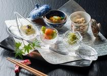 華楽前菜一例