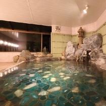 【男性大浴場】メノウはあらゆる邪気をよせつけぬ