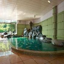 【男性大浴場】メノウは体の休暇・奮闘の力