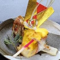 【焼物】祝鯛宝船焼