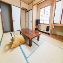 【バス・トイレ無し】和室(6~8帖)