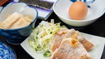 *【朝食一例】瀬戸内海の新鮮なお魚をご賞味ください