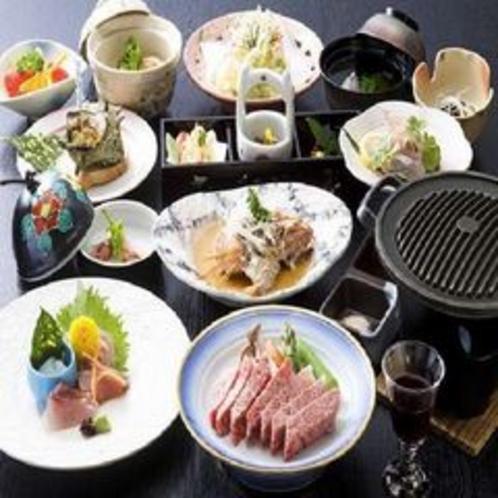 【島根和牛ステーキ150g・7切付!】ぷらん