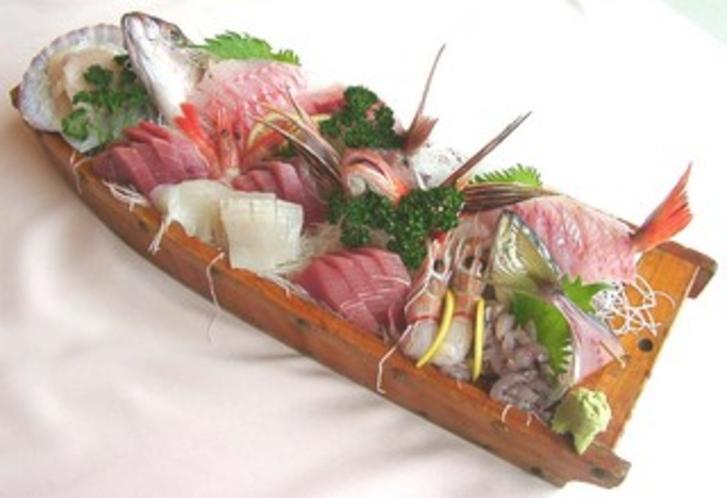 舟盛り(船1)