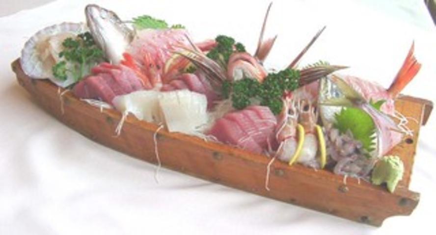 舟盛り(船2)