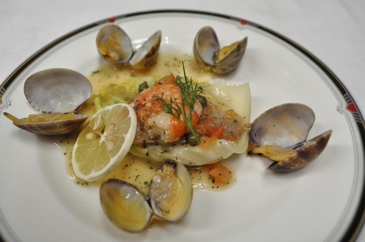 季節の魚料理 一例