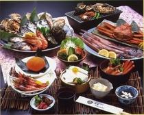 炭焼海鮮料理(イメージ写真)