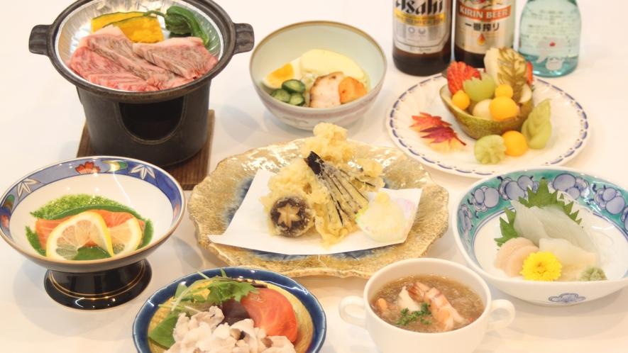 ■2食付プラン 夕食イメージ