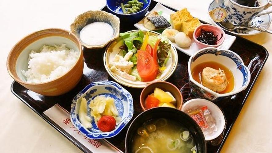 □朝食イメージ