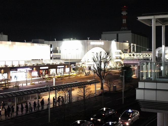 コクーン2夜景