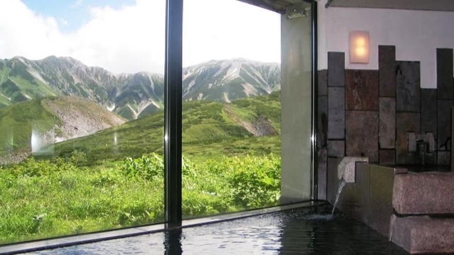 *【大浴場】開放感溢れる展望大浴場