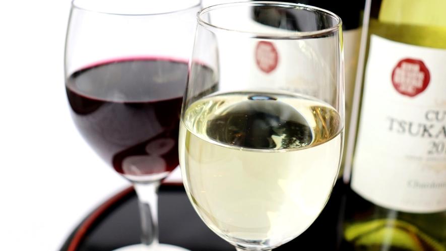 *【ワイン一例】松本からほど近い塩尻は、日本有数の国産ワインの産地です!