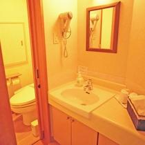 *和洋室 トイレ&洗面
