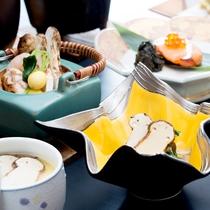 *【信州県産 「松 茸」会席】秋の一番人気!信州産の松茸を贅沢に用いた松茸会席プランになります!
