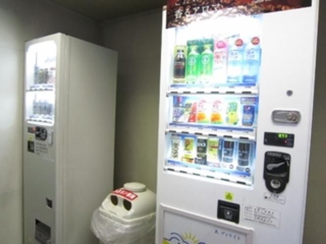5階 自動販売機