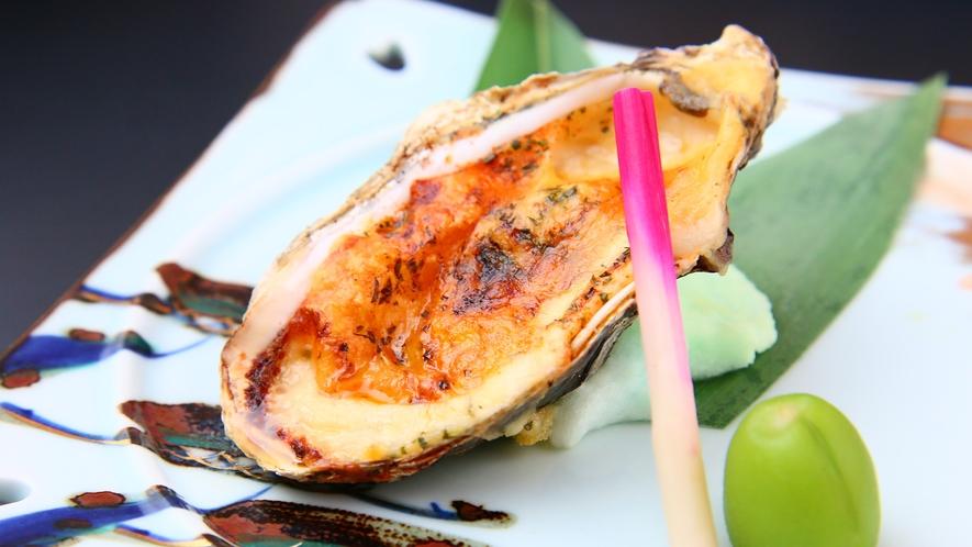 牡蠣グラタン◆お料理一例です