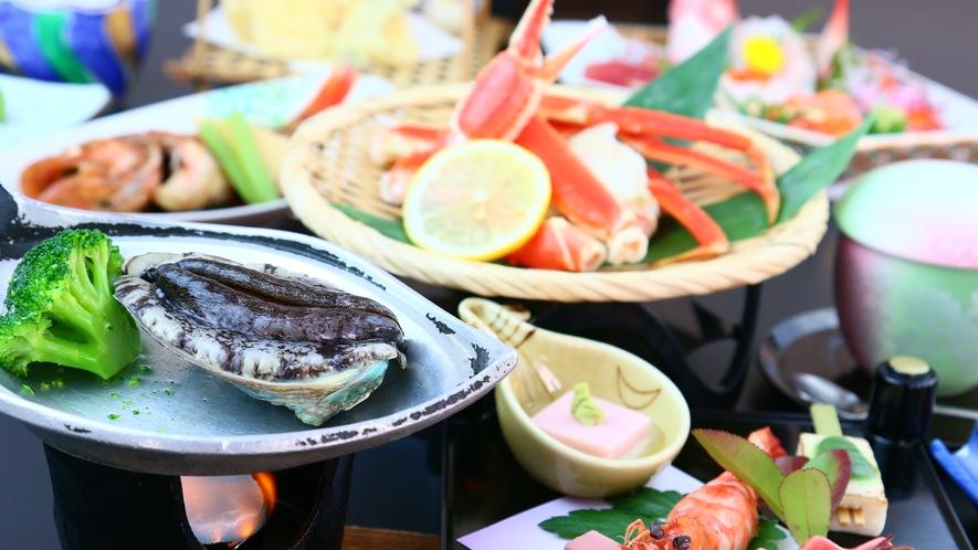 特選コース◆豪華食材を味わえるお料理コース