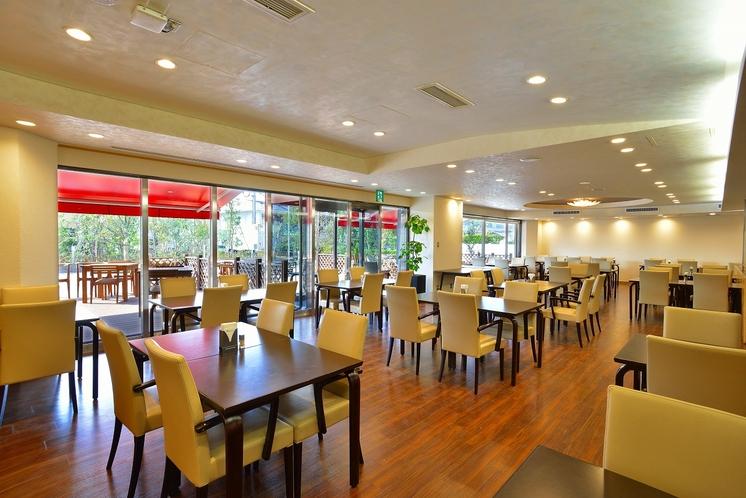 レストラン「ソレイユ」 朝食、夕食会場