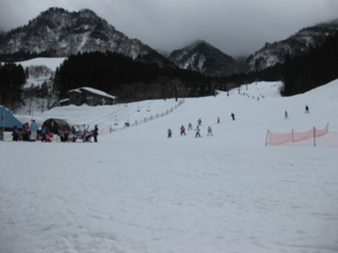 若桜氷ノ山スキー場