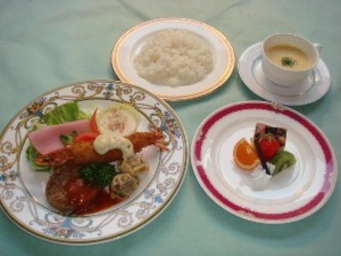あいろセット(洋食)