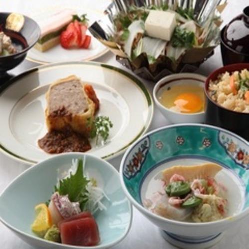 【シニアプラン】お食事イメージ