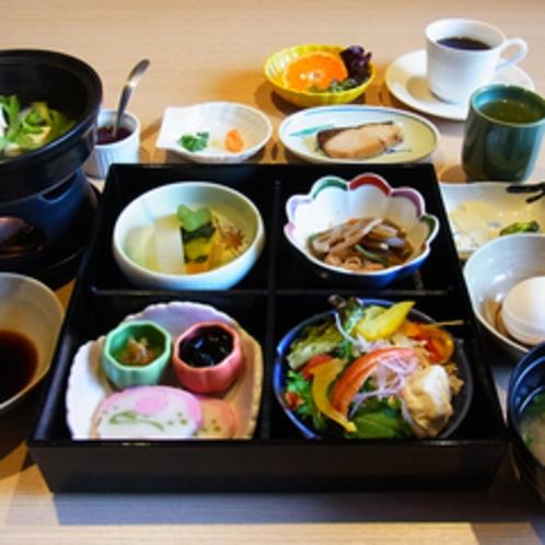 ≪朝食例≫和定食をレストランにてお召し上がり下さい。