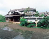 細川行部邸