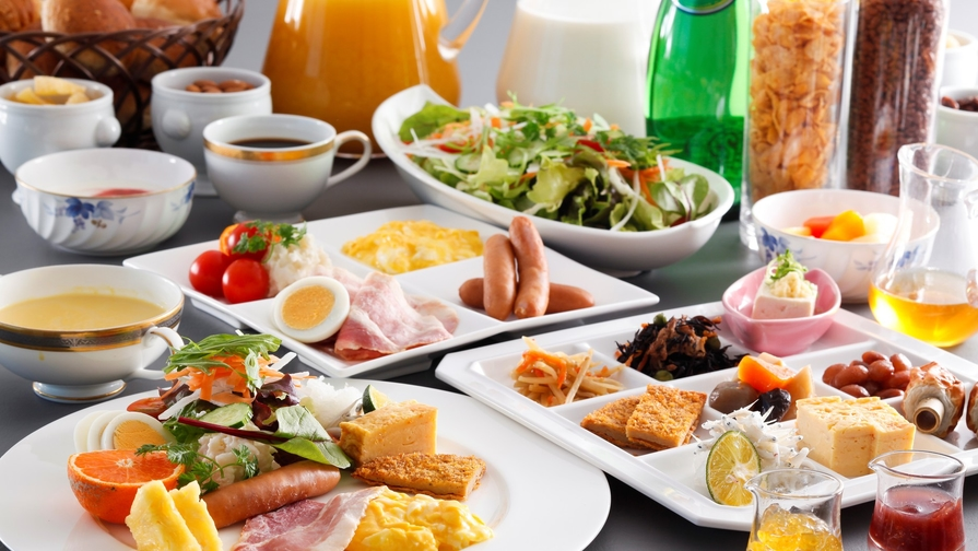 【楽パックSALE】 お得★ 朝食バイキング付きプラン!駐車場無料